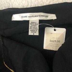 Diane Von Furstenberg Dresses - Diane Von Furstenberg Silk Dress 6